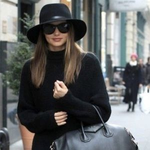 🔥MAKE OFFER Rag & bone black hat